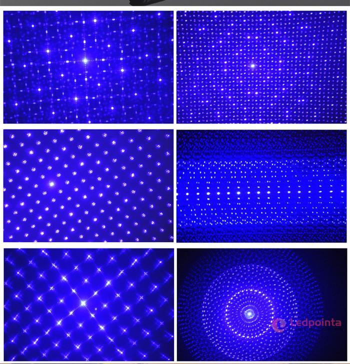 綺麗な青色レーザー30000mw