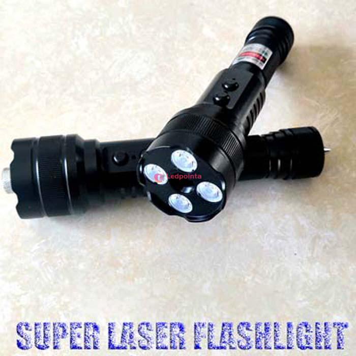 LED搭載レーザーポインター