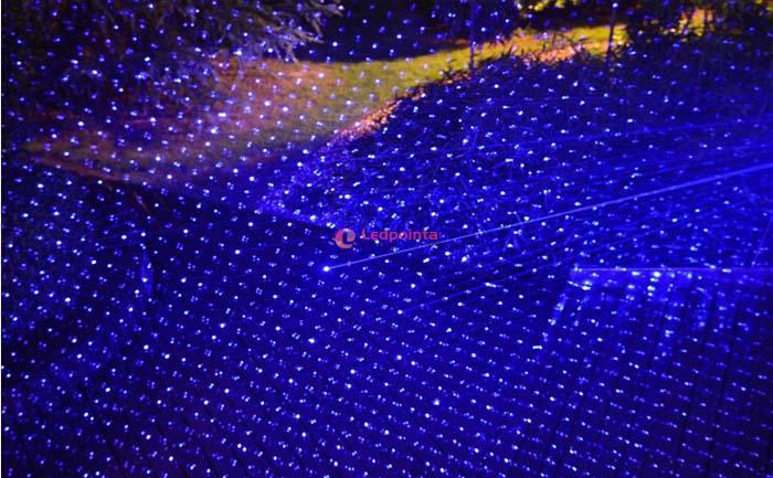 懐中電灯レーザーポインター満天星キャップ付き