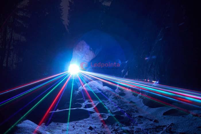 赤色レーザー635nm