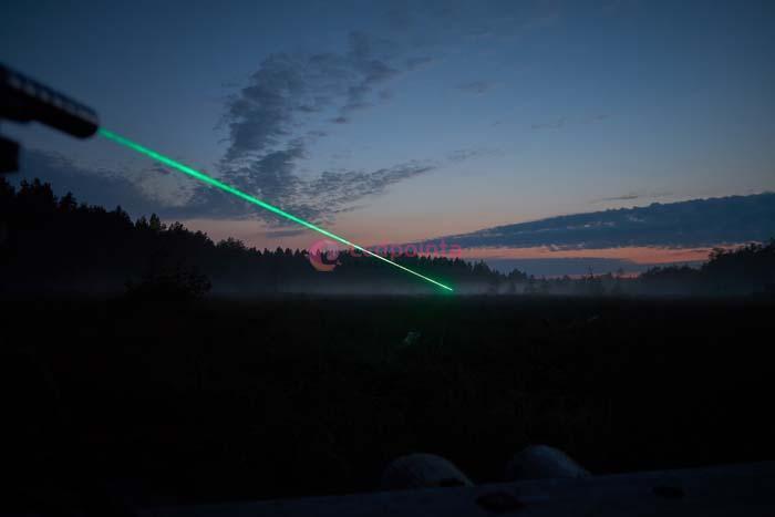 レーザーポインター520nm