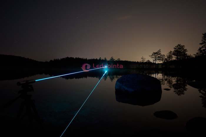 青藍レーザー488nm