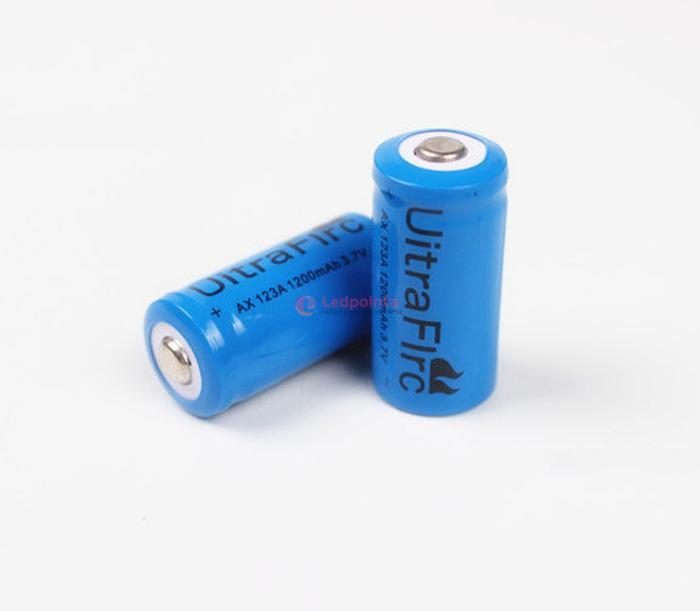 16340リチウムイオン電池