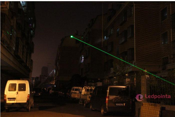 15mWレーザーポインター緑色