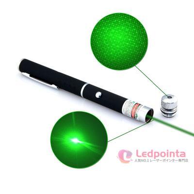 緑色10mwレーザーポインター