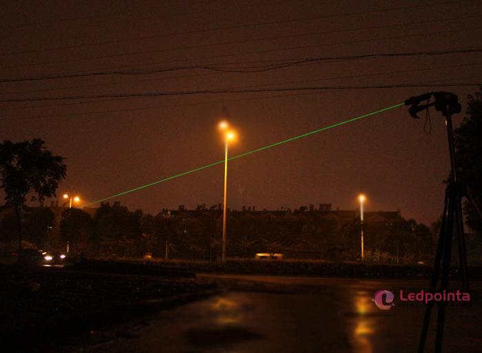 20mWグリーンレーザーポインター指示棒