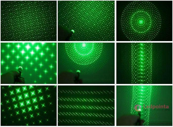 100mWレーザーポインター緑色