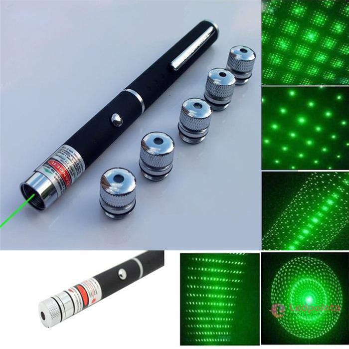 満天星 10mW緑色レーザーポインター