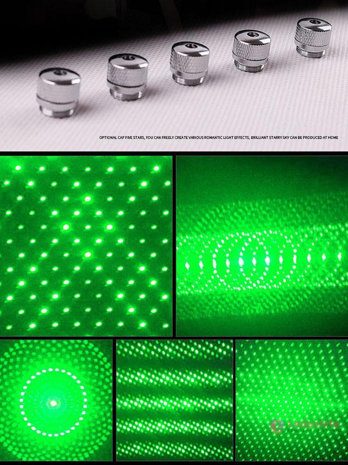 30mw緑色レーザーポインター