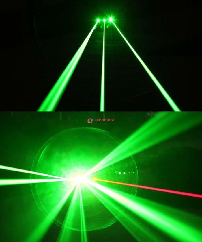 レーザーポインター天体観測指導用