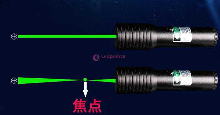 10000mw小型レーザーポインター