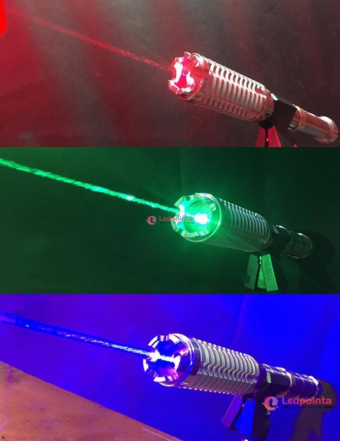 緑色レーザー最強出力