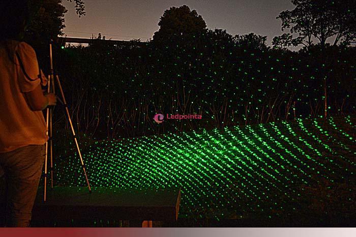 2in1天体レーザーポインター LED懐中電灯