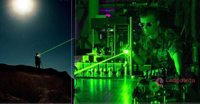 緑光レーザー10000MW
