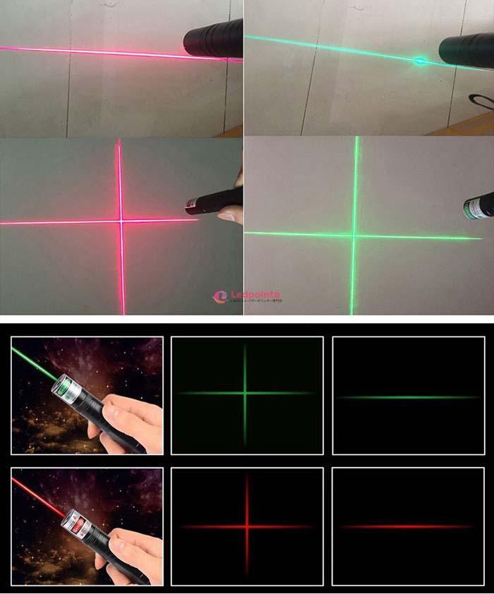 200mw 小型 一字線レーザーポインター