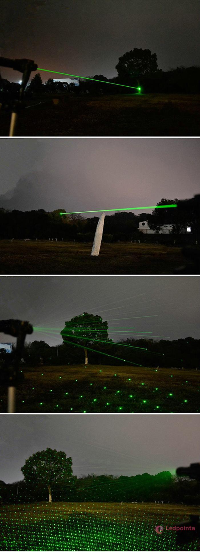 超高出力レーザーポインター 焦点調整可能