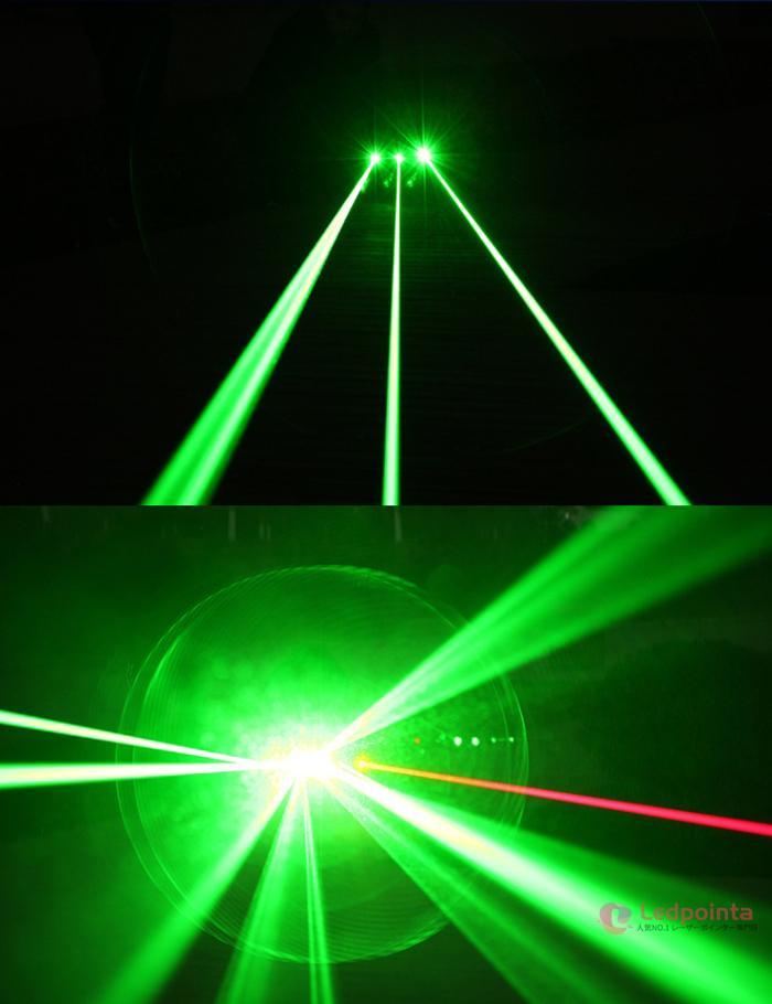 超強力レーザーポインター