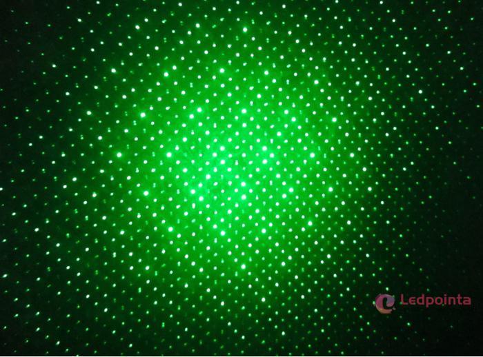 レーザーポインター 緑50mw