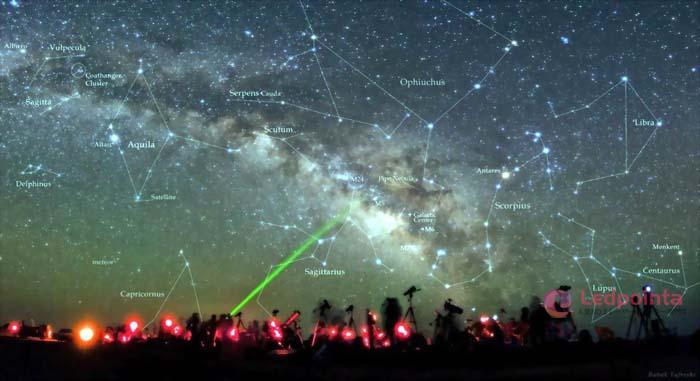 レーザーポインター グリーン 直接発光