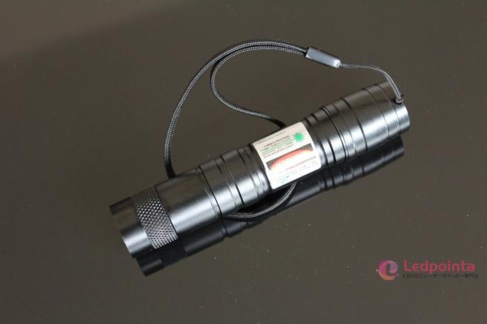 高輝度レーザーポインター