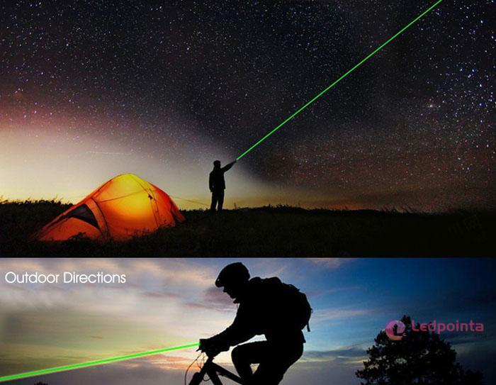 レーザー ポインター 緑 usb 充電