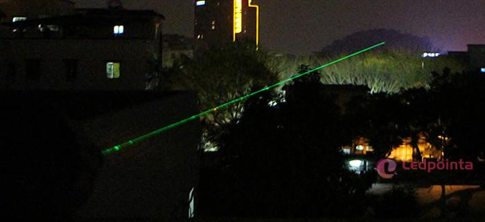 レーザーポインター グリーン 10mw