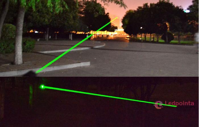 緑色30mwレーザーポインター