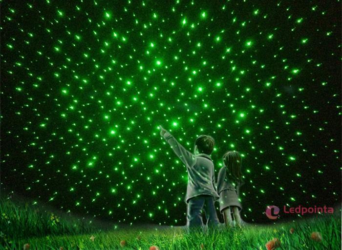 超激安レーザーポインター緑色