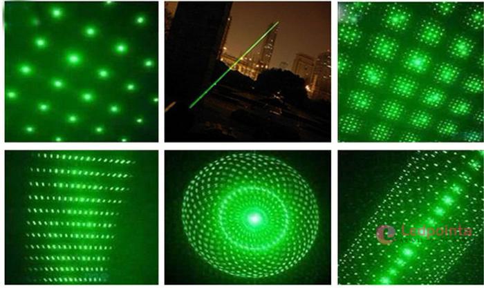 レーザーポインター緑色