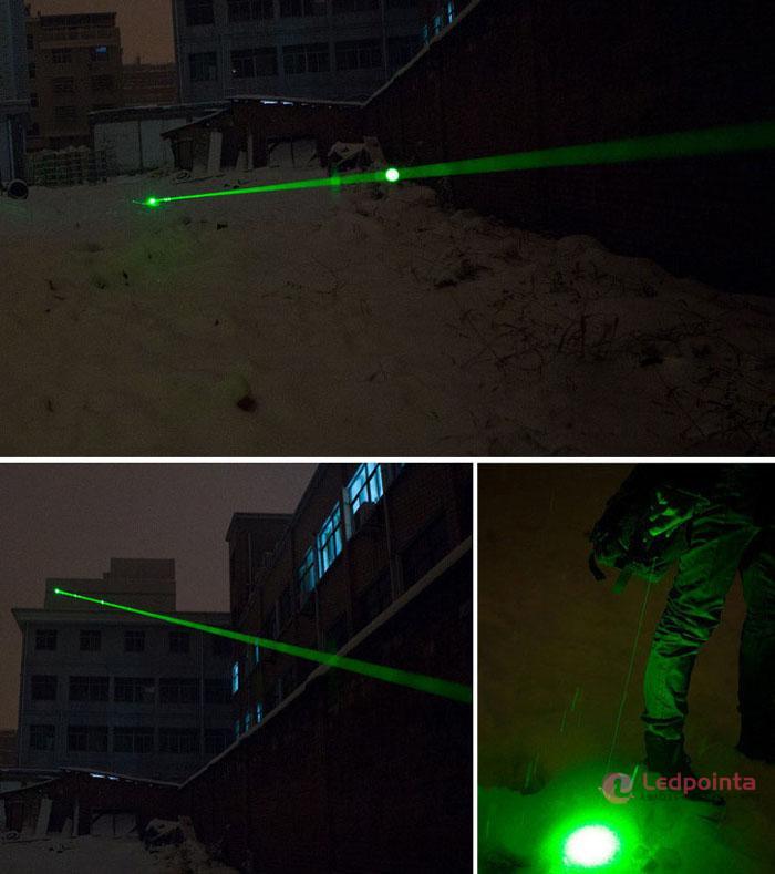 レーザーポインター緑200mw