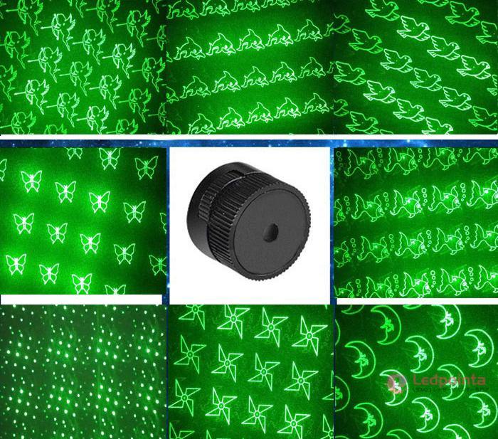 2000mw超強力レーザーポインターグリーン