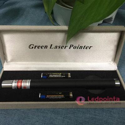 200mw緑ペン型レーザーポインター