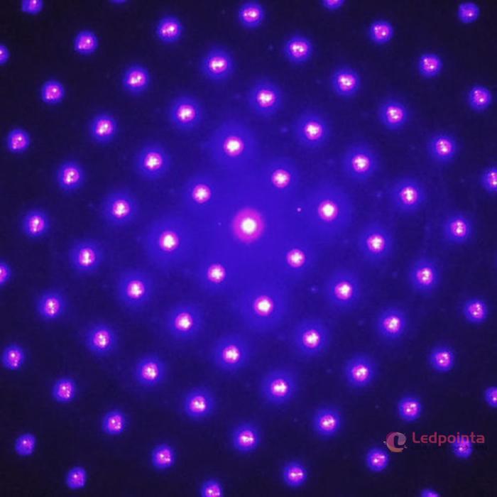 紫レーザーポインターペン
