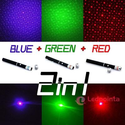 50mw紫色レーザーポインターペン型