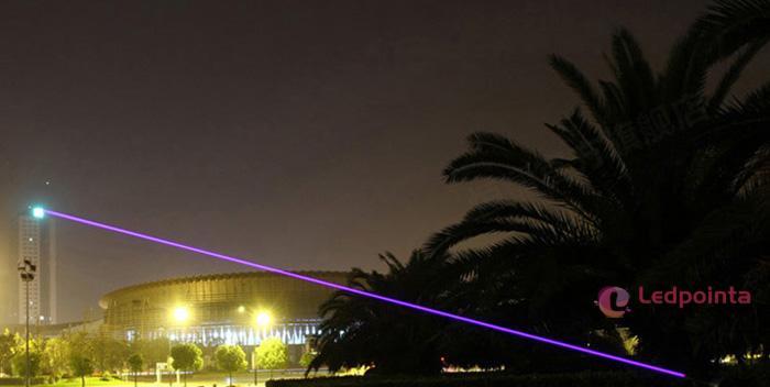 10mw紫レーザーポインター