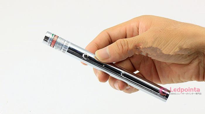 ペン型レーザーポインターオススメ