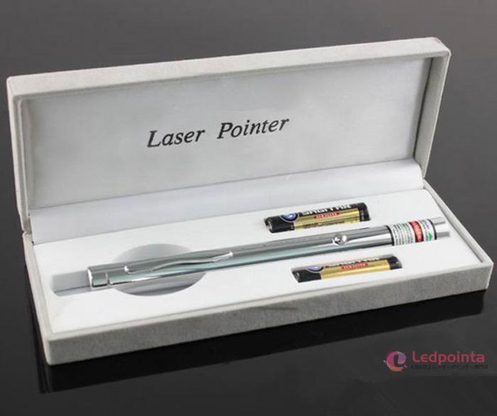 100mw紫色ペン型レーザーポインター