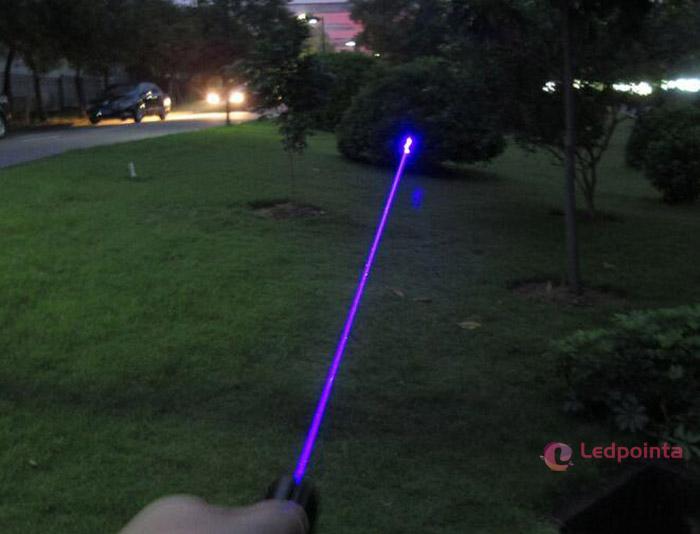 50mw紫色レーザーポインター