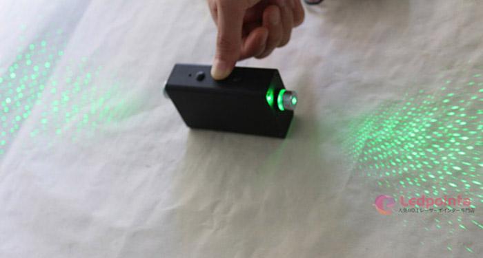 星キャップ付きレーザーソード