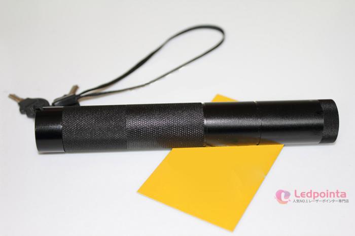 18650可充電リチウム電池 赤外線レーザーポインター