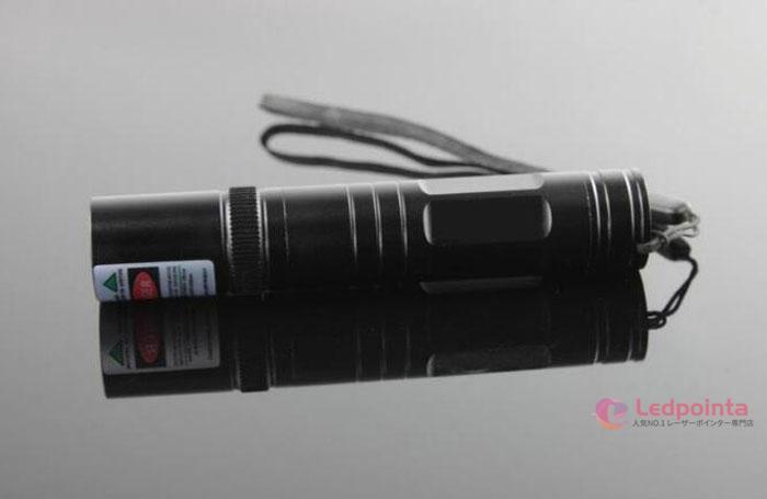 100mw赤色レーザーポインター