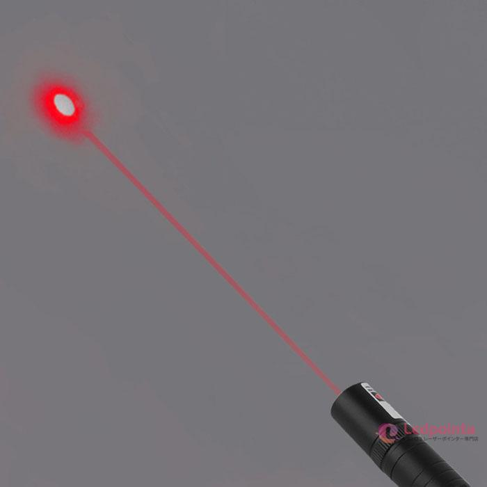 赤色レーザーポインター100mw