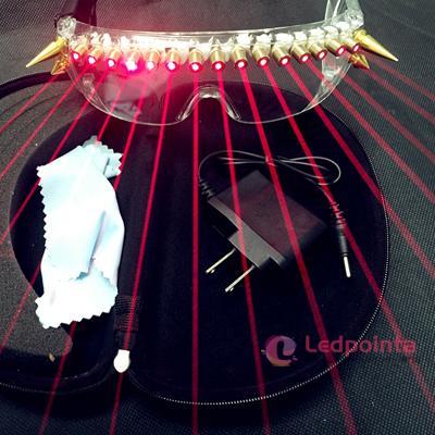 LEDライト付きレーザー ゴーグル