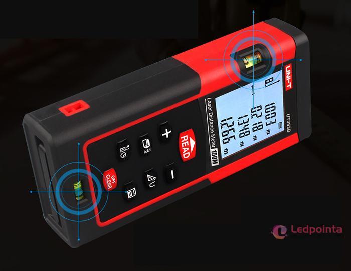 レーザー測距計